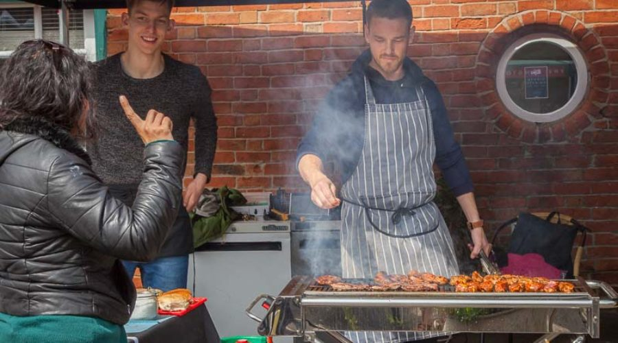 Farmers Market At The Manor | Videographer Leicester